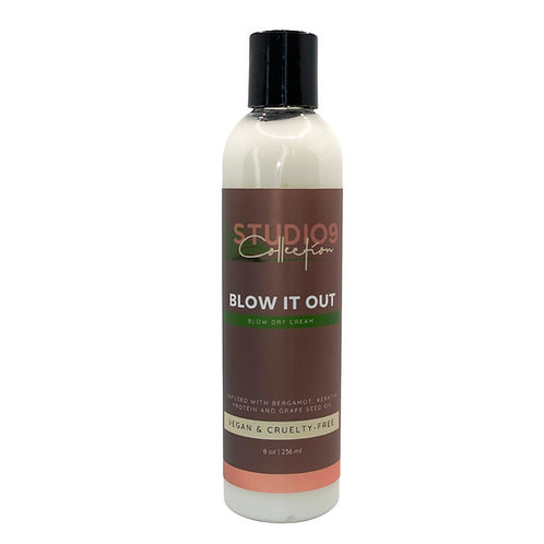 Blow it Out Blow Dry Cream/Leave In Conditioner