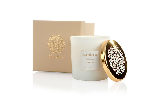Simimi Mémoire d'Anna - Scented Candle