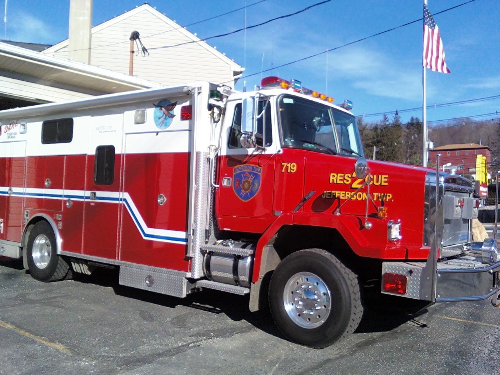 Rescue 719