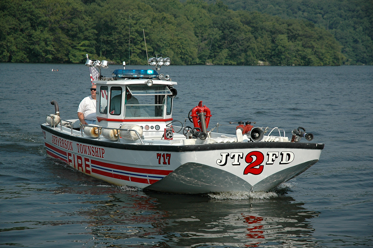 Fireboat 717 The Defender
