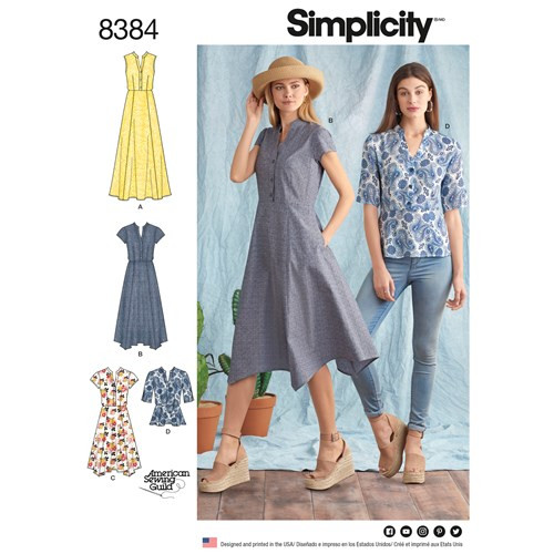 Simplicity 8384