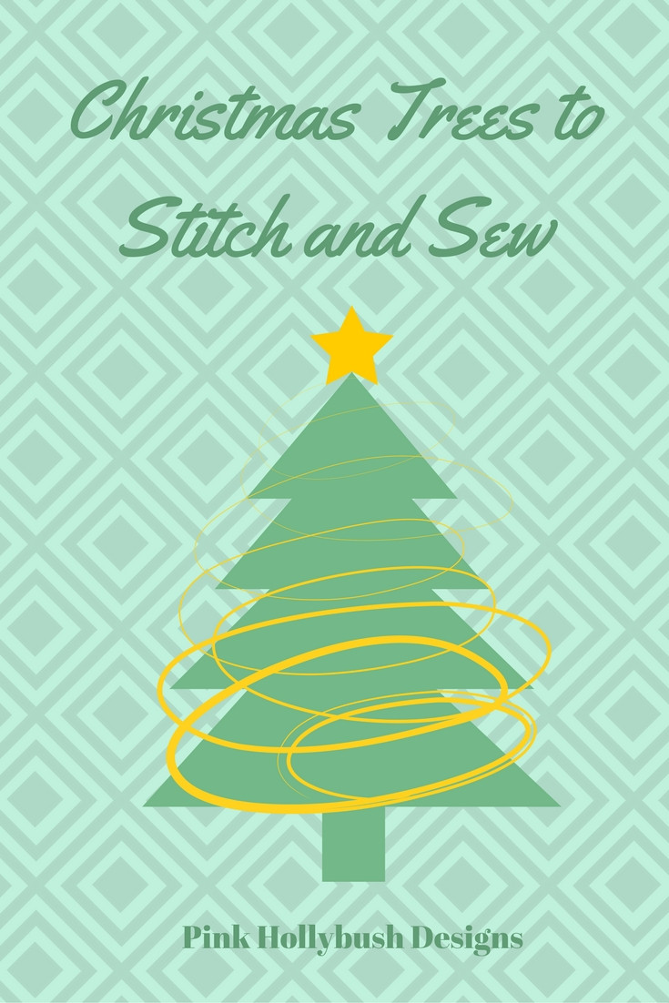 Christmas Trees to Stitch and Sew