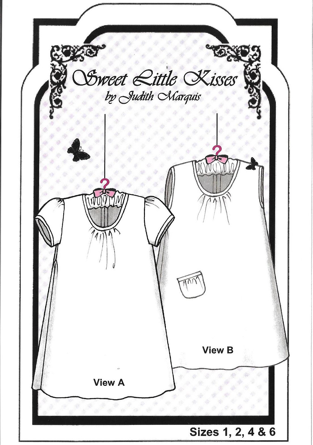 Sweet Little Kisses Pattern