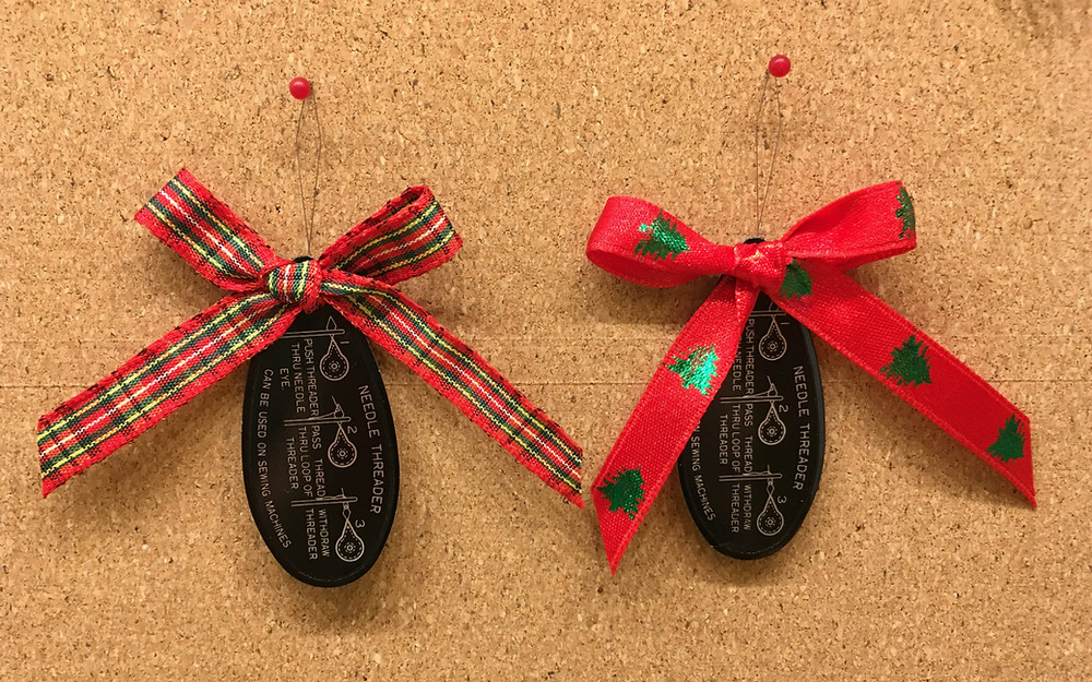 Needle Threader Ornaments