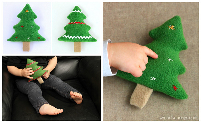 Tree Softie Pattern