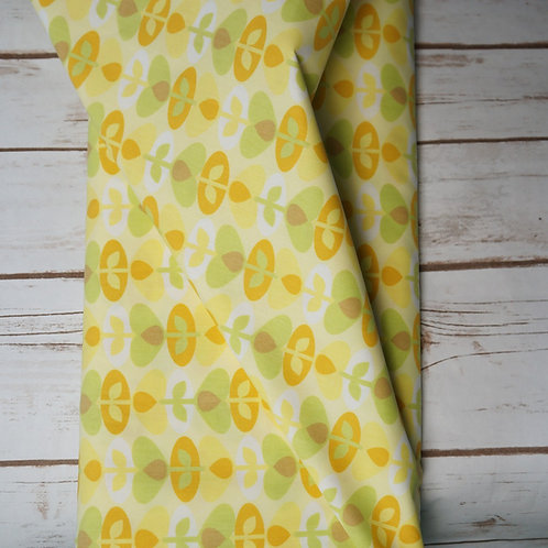 Yellow Harvest Cotton Broadcloth