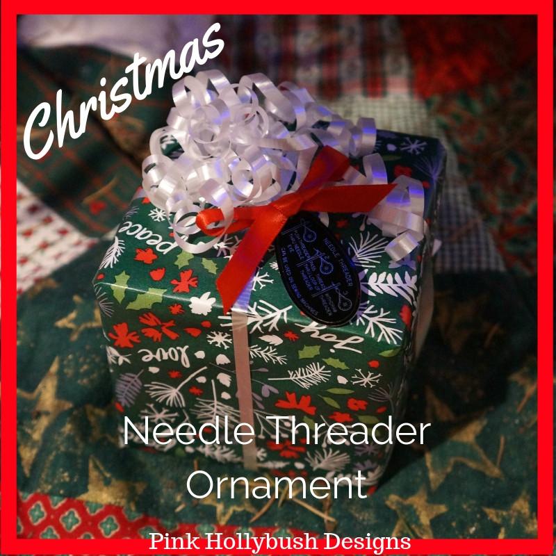 Needle Threader Ornament