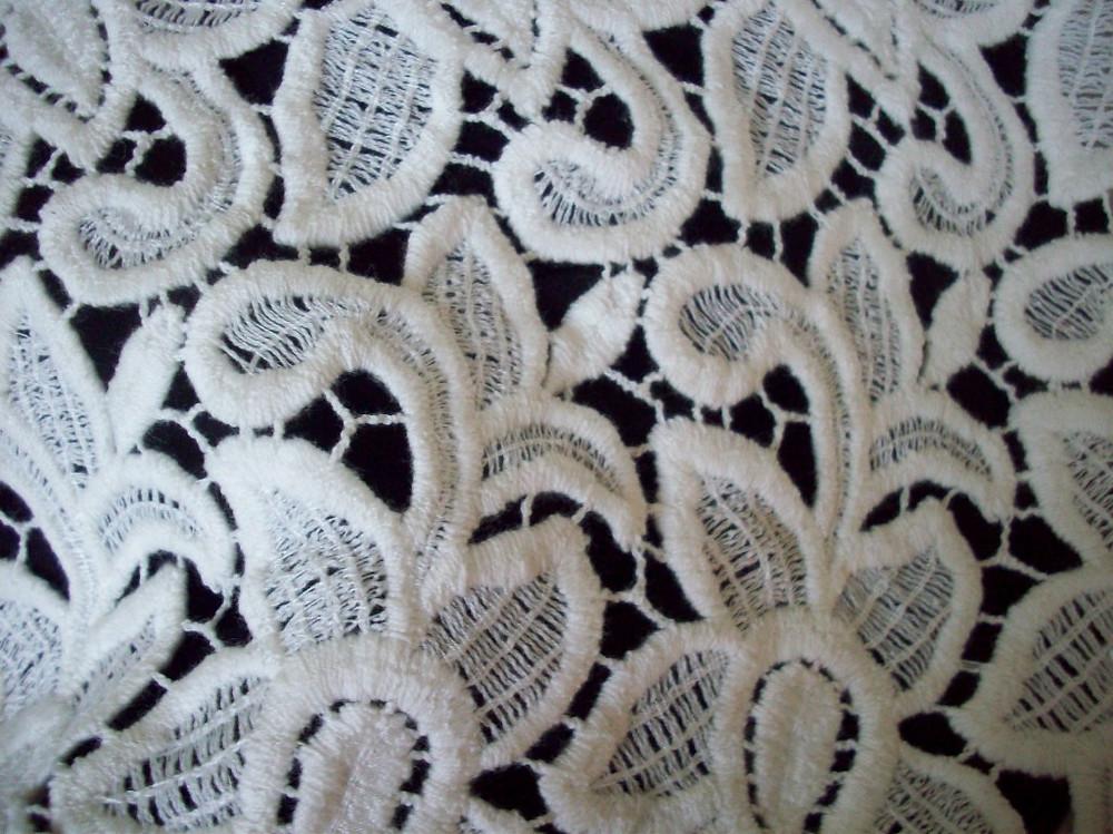 Guipure Lace from NY Elegant Fabrics