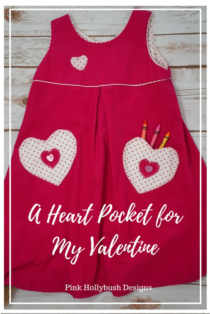A heart pocket for my valentine