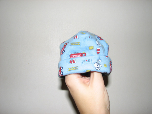 Preemie Hat Sewing Hat Pattern