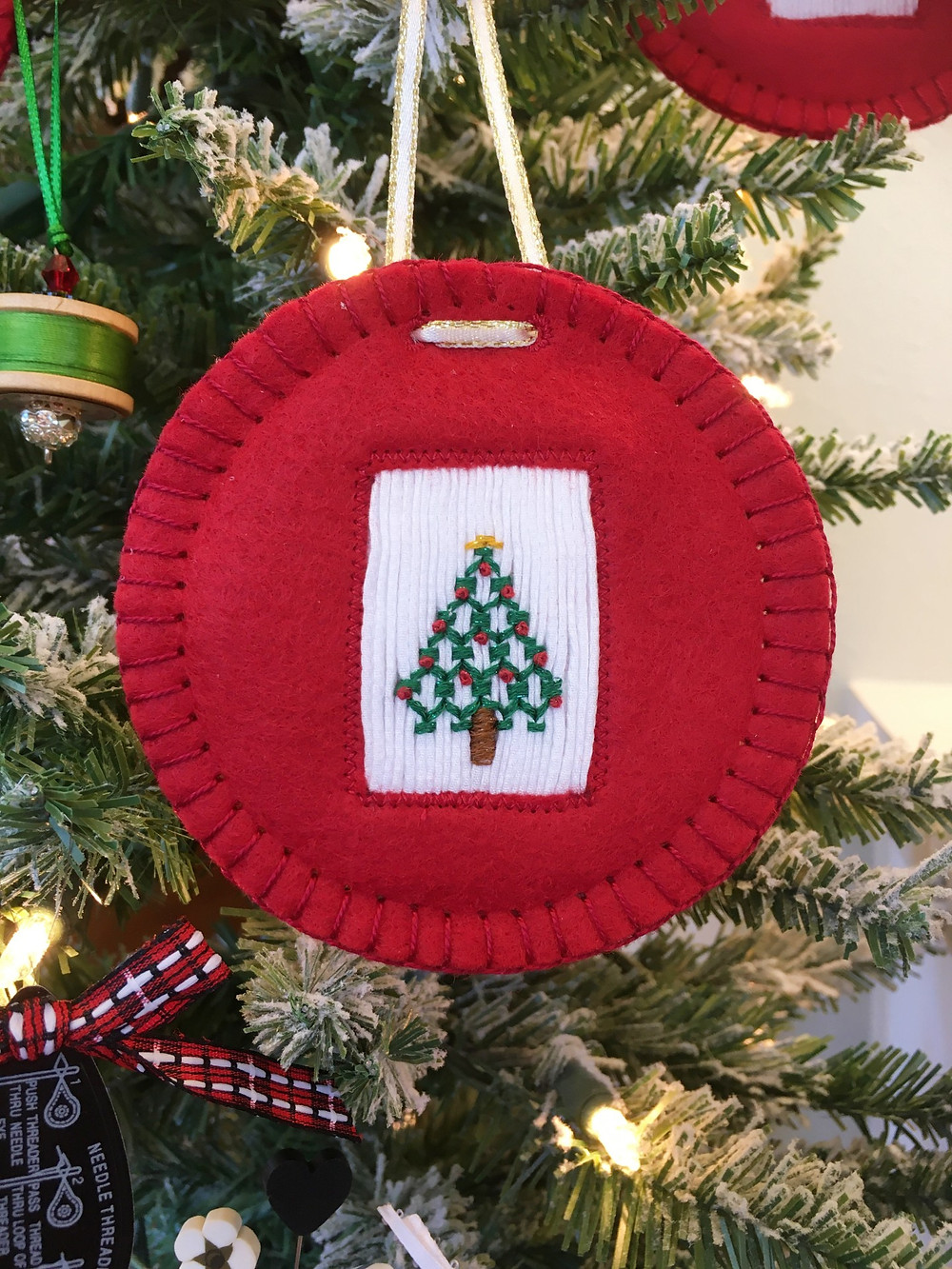 The Finished Ornament