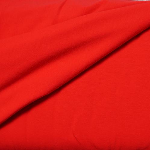 Birch Fabrics Organic Red Knit