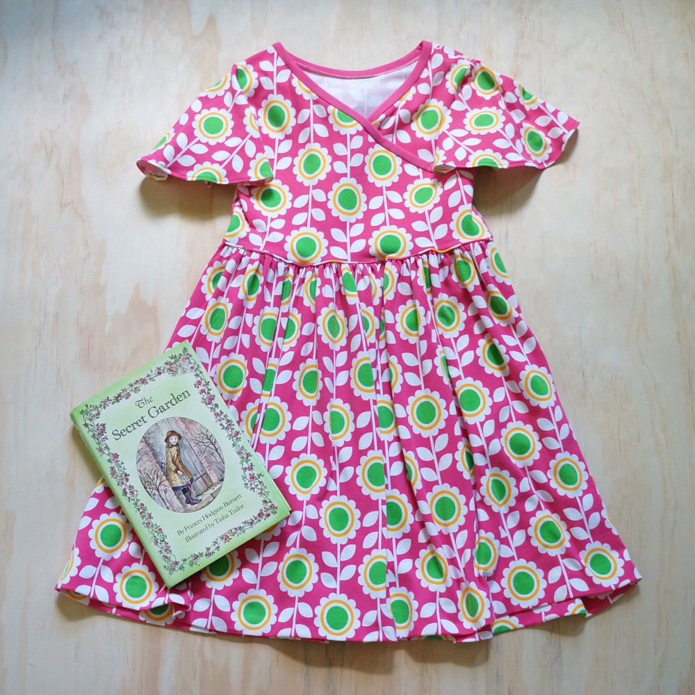 Flora Knit Dress