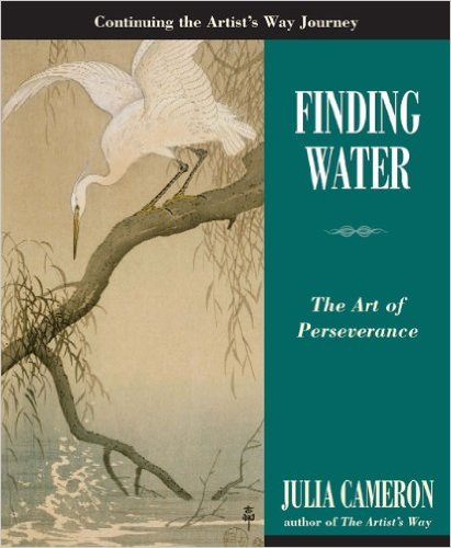 Finding Water, a book on creativity.