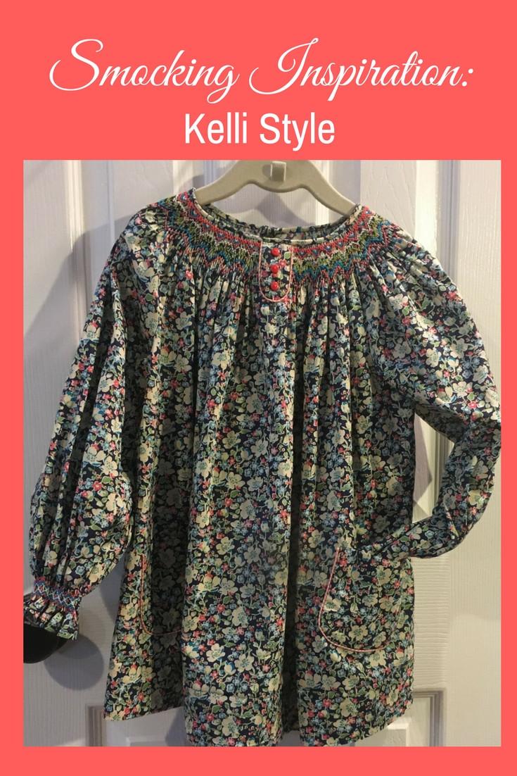 Smocking Inspiration Kelli Style