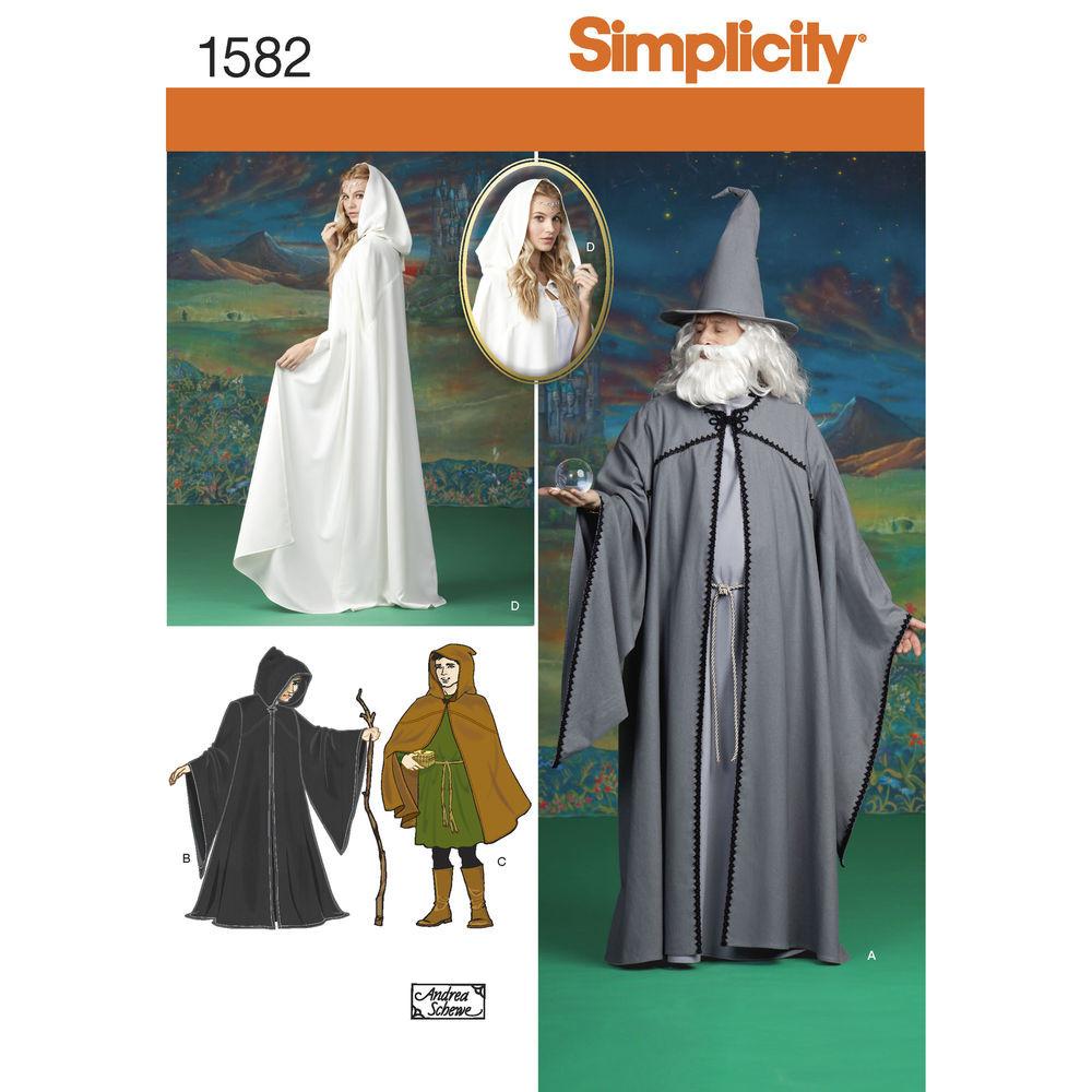 Simplicity 1582