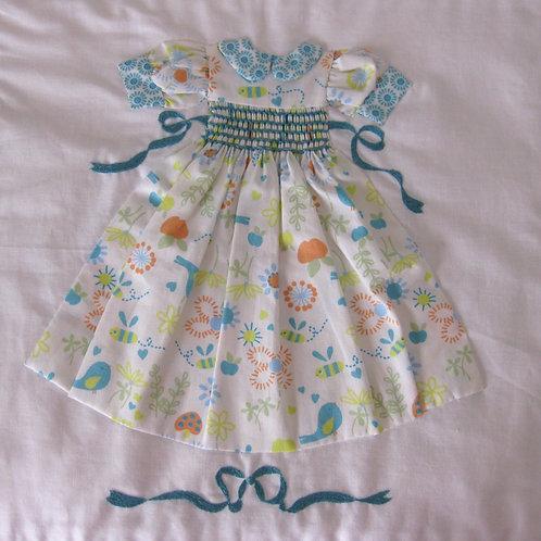 Paper Doll Quilt Carousel Quilt Kit