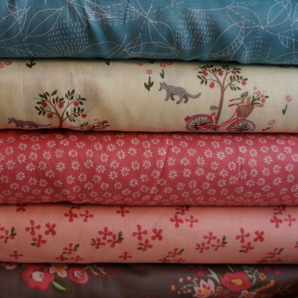 Double Gauze Fabrics