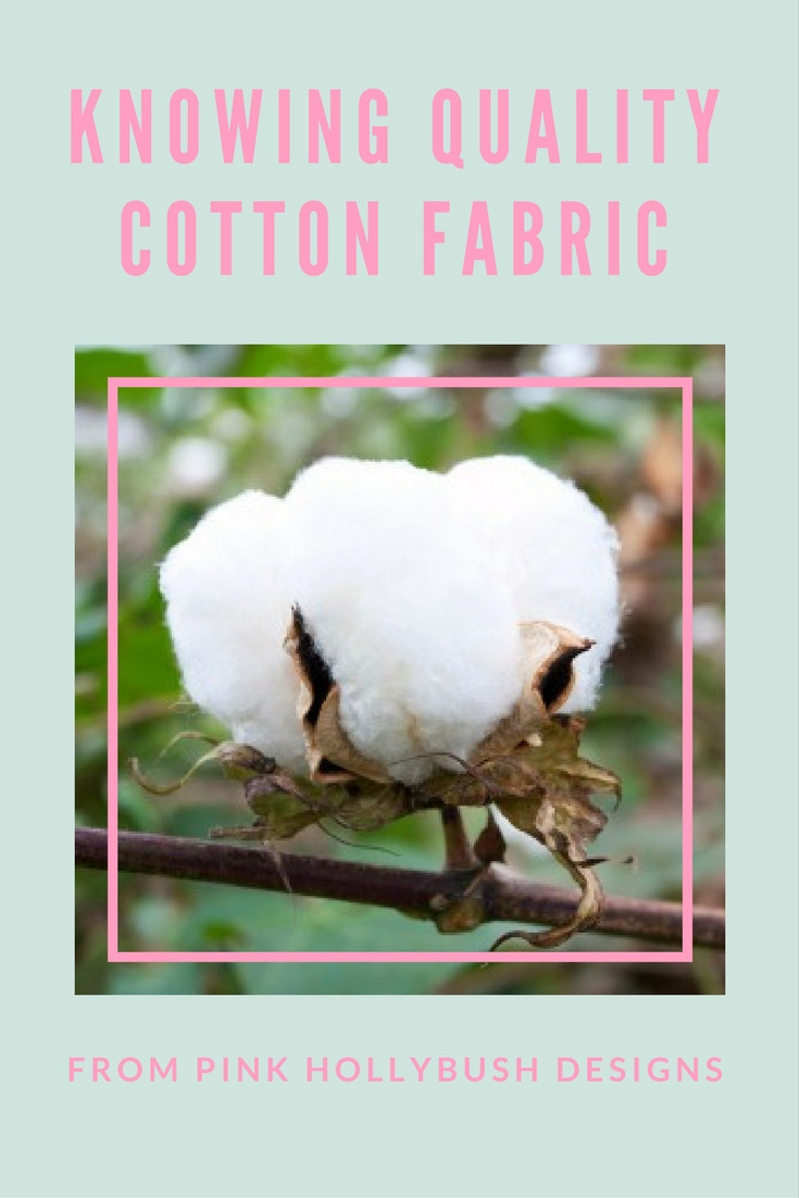 Knowing Quality Cotton Fabric