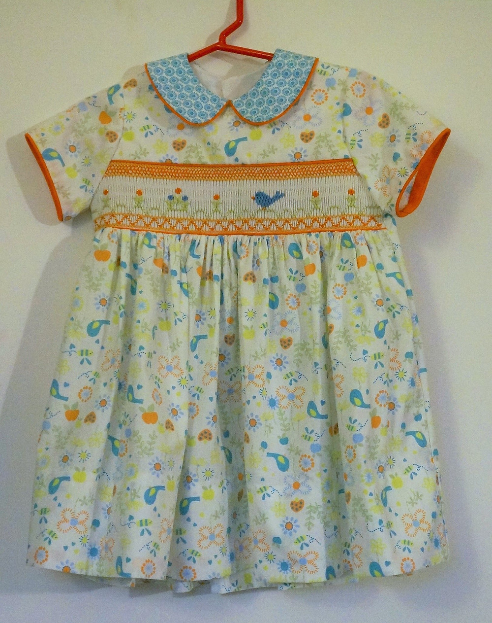 Little Birdy Dress