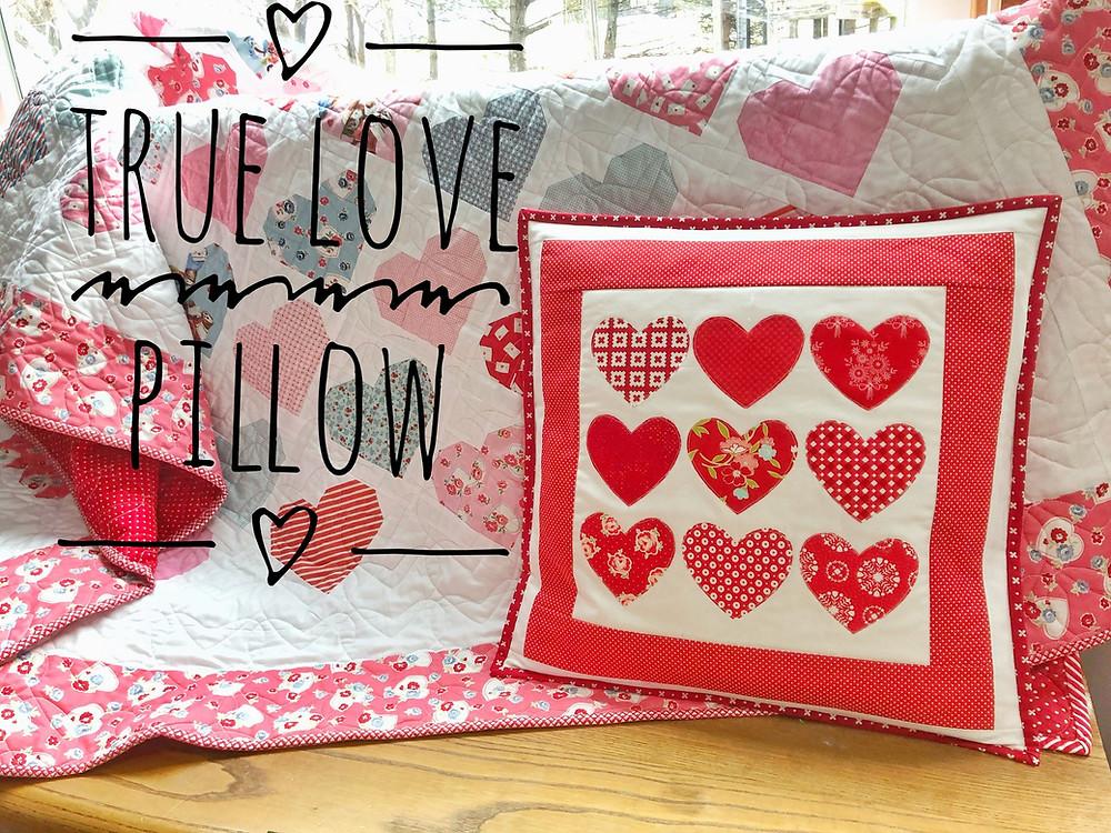 True Love Pillow