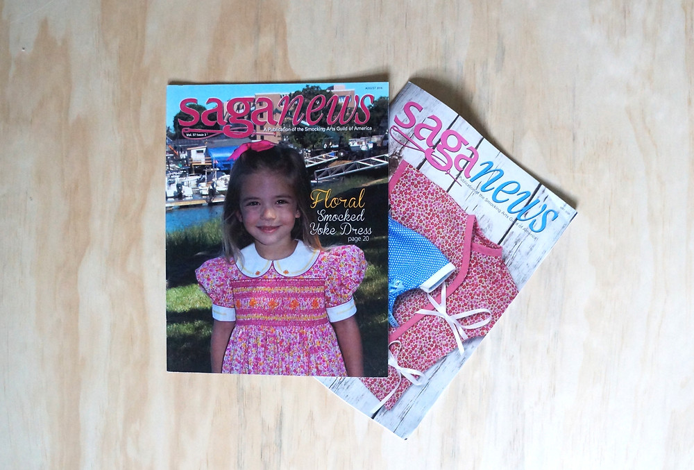 SagaNews magazine