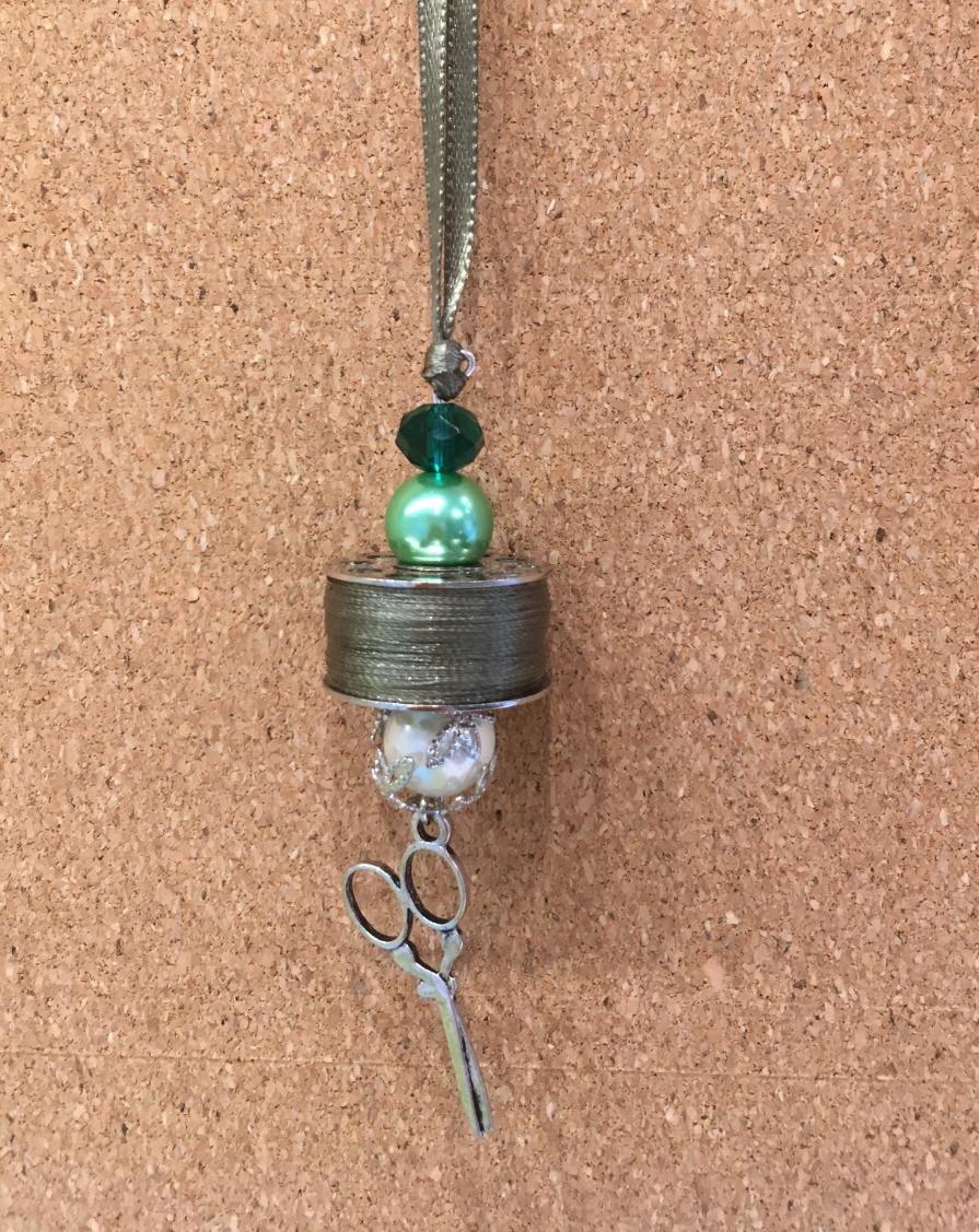 Bobbin Ornament