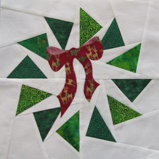 Circle of Geese Quilt Block