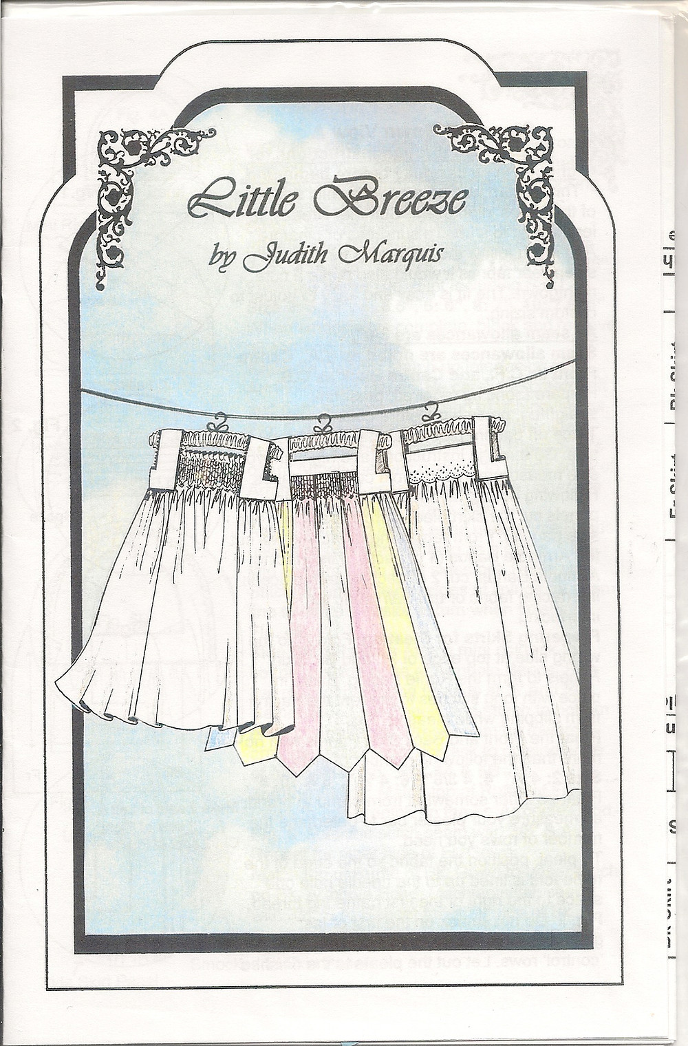 Little Breeze Nightgown.