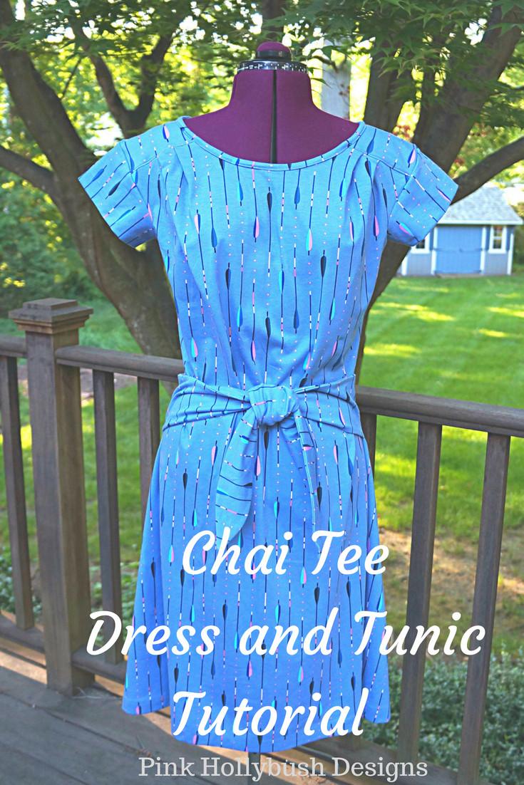 Chai Tee Dress