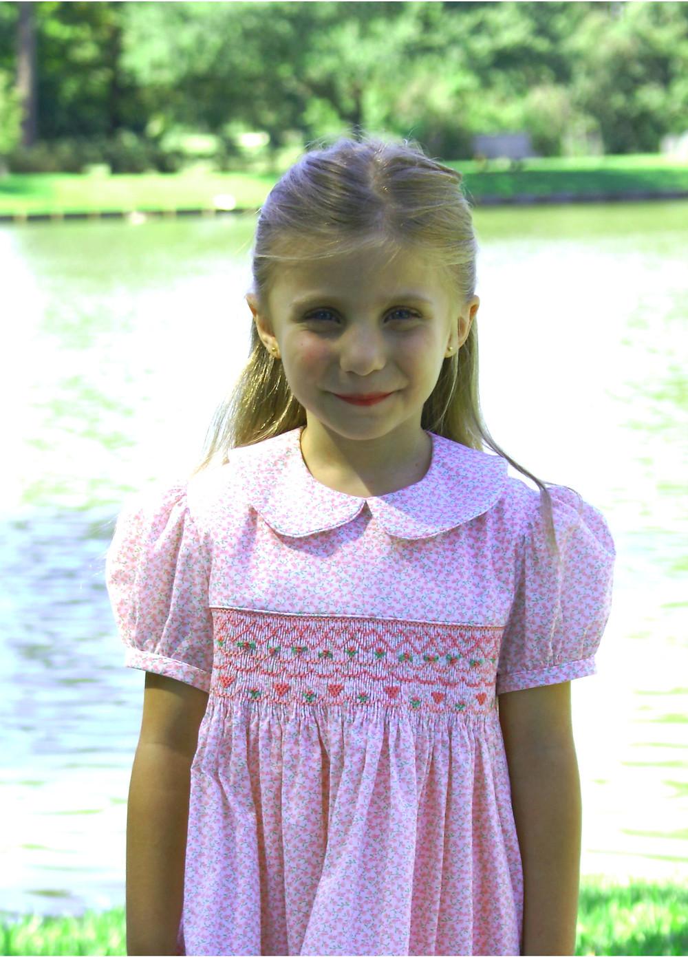 Reese's Garden Dress