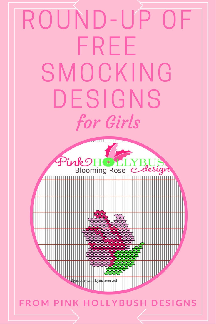 smocking plates for girls