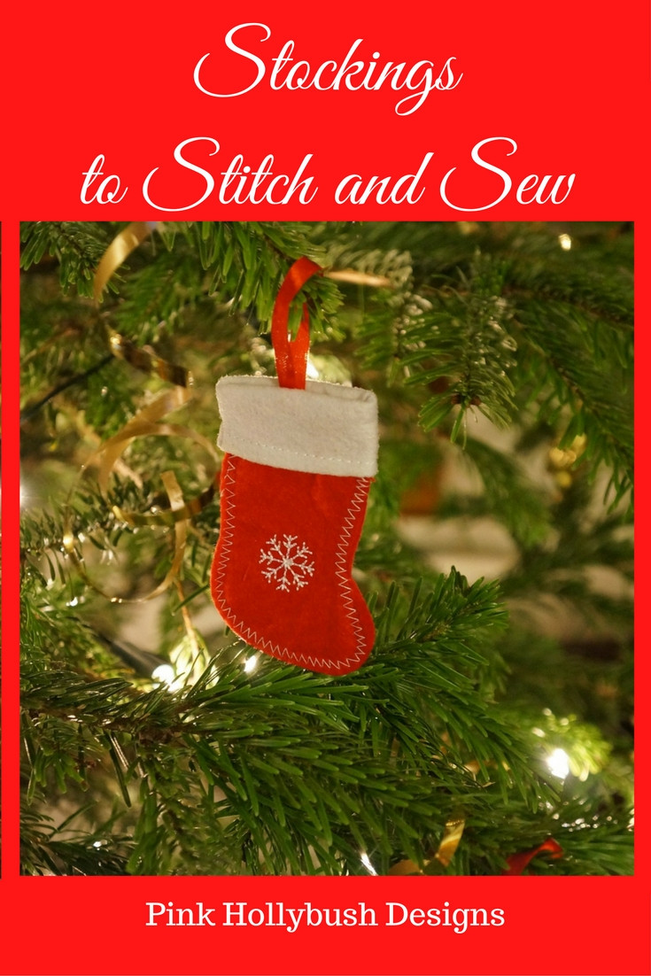 Stockings to Stitch and Sew