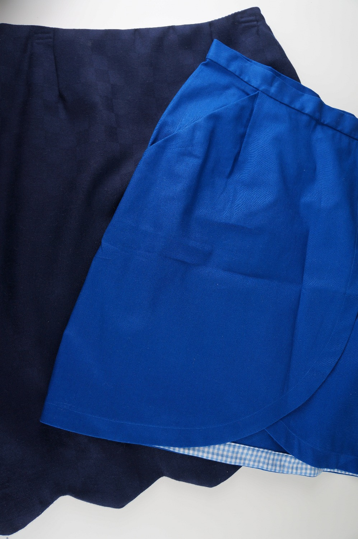 2 handmade skirts