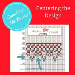 centering the design