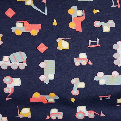 Trucks Organic Knit Fabric