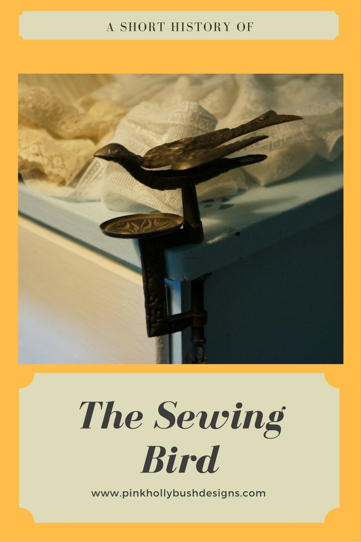 My Sewing Bird