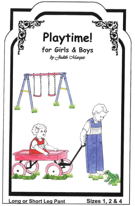 Playtime Pattern