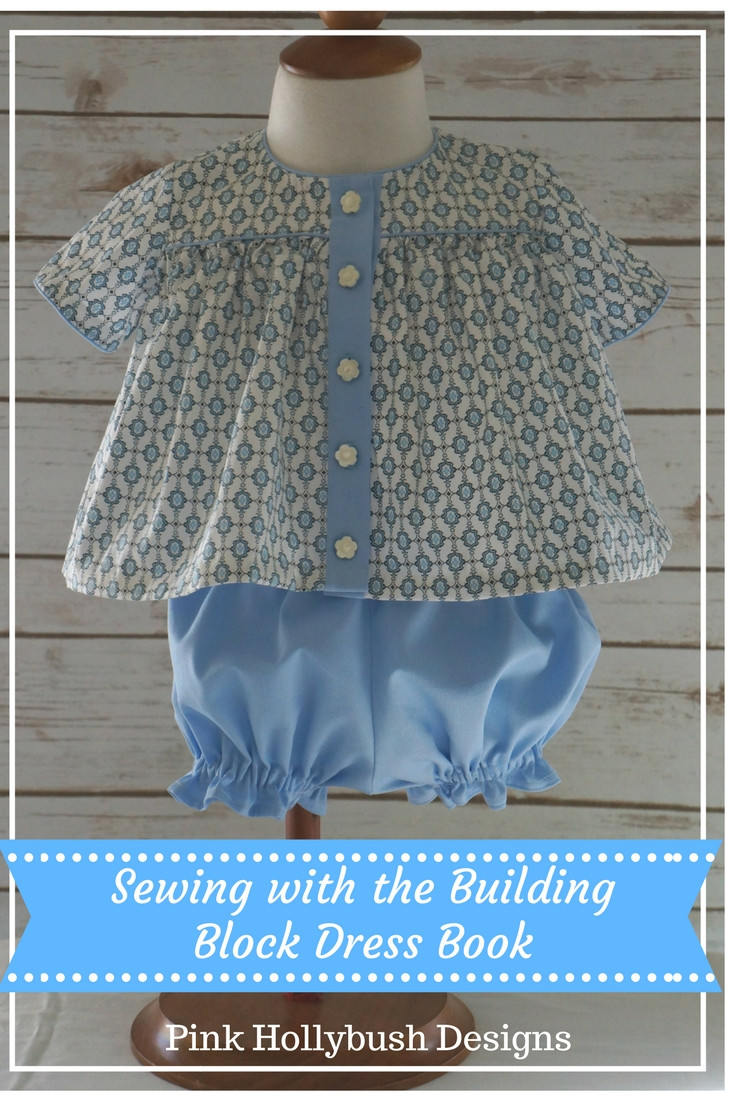 Sewing with the Building Block Dress Book
