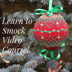 Learn to smock square