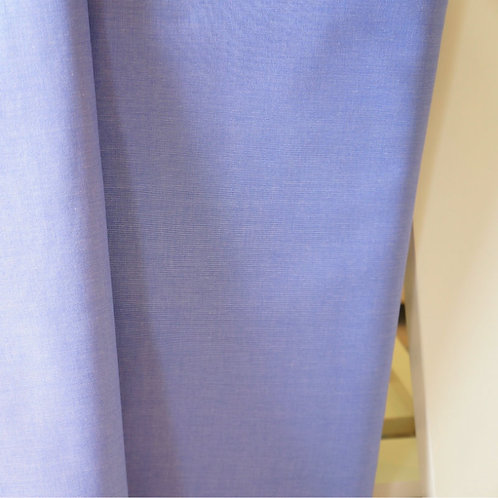 French Blue Broadcloth