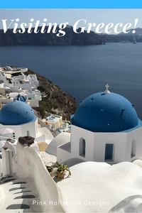 Visiting Greece!