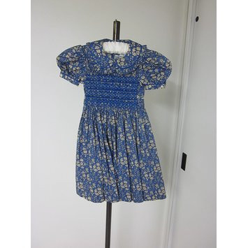 Smocked Liberty Dress V & A Museum 1994