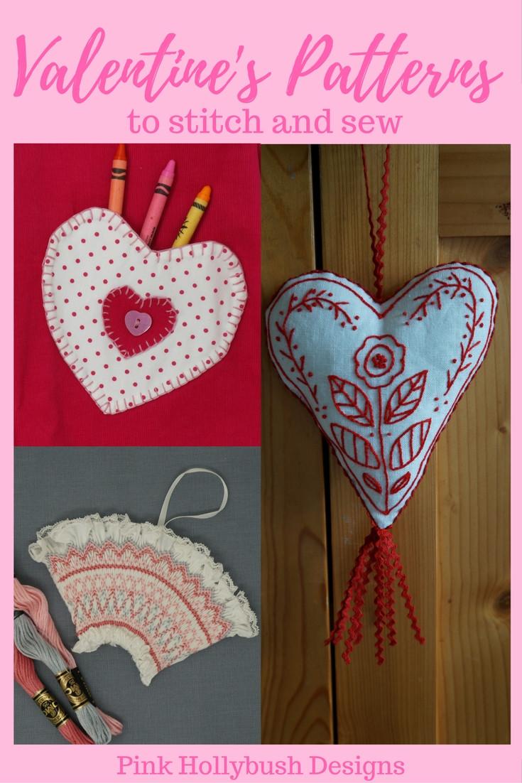 Free Valentine's Patterns