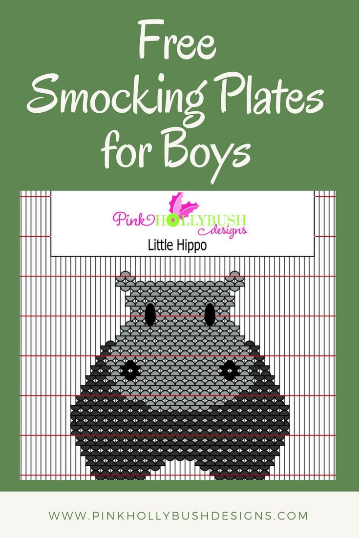 Smocking for Boys