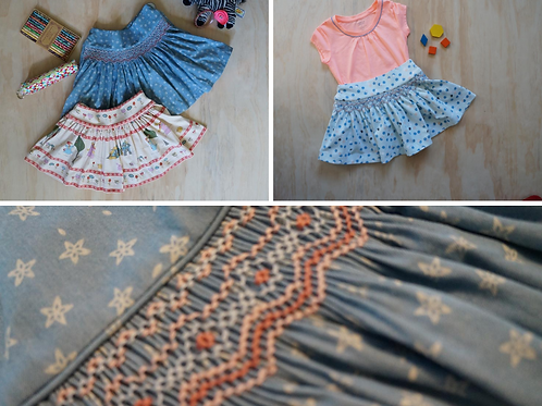 Twirly Skirt Construction Course