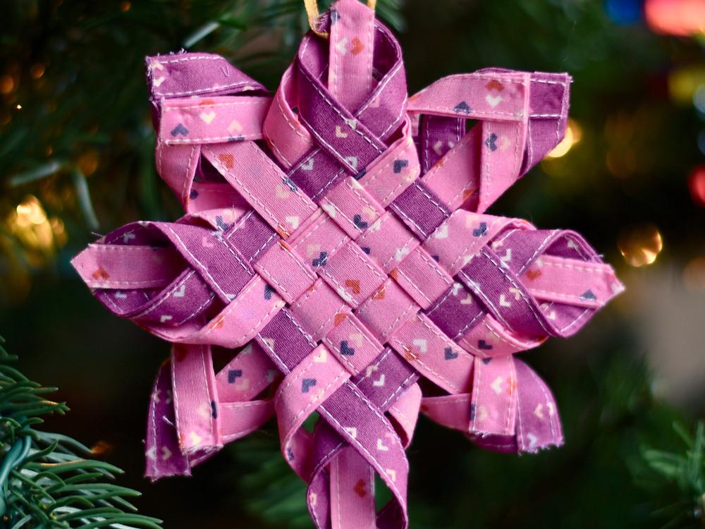 Swedish Star Ornament