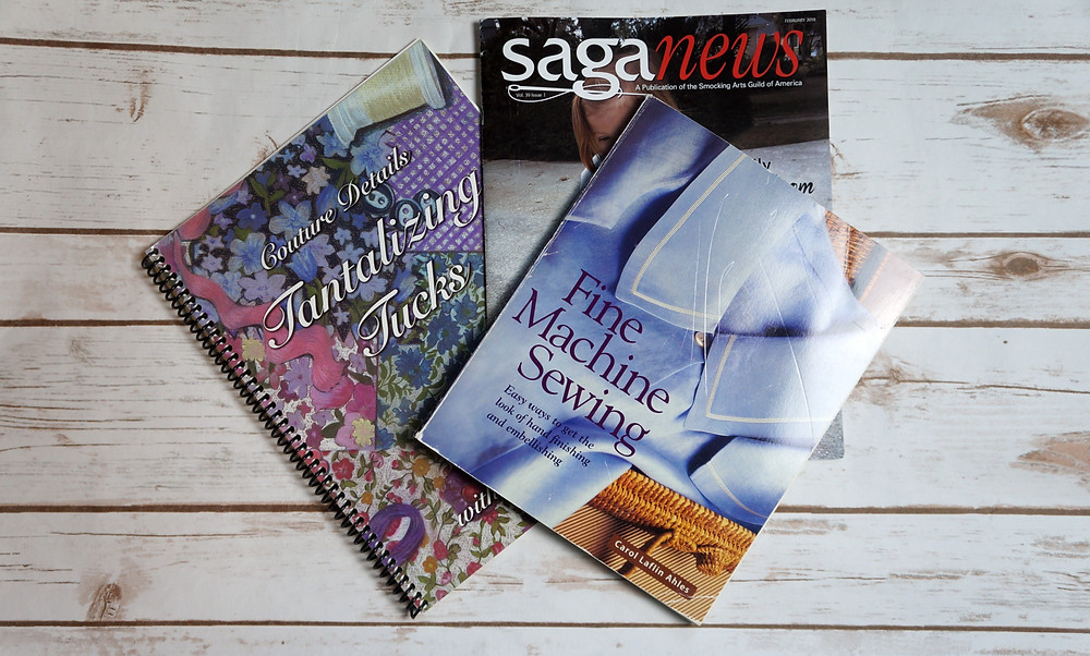 Fine Machine Sewing and other resources for heirloom sewing