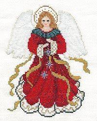 Cross Stitch Angel