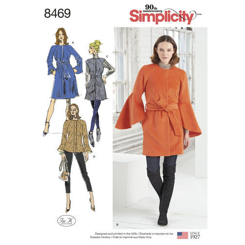 Simplicity 8469